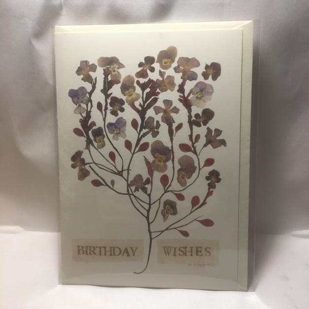 Birthday Branch - Nancy Overton