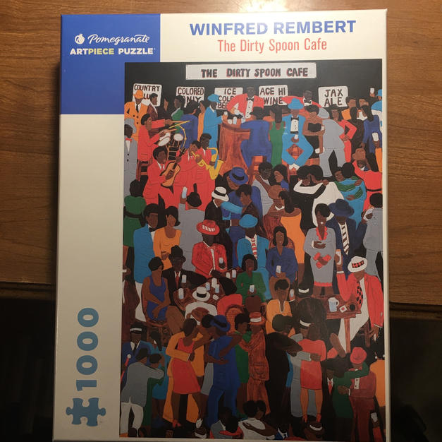 Dirty Spoon Cafe - Winfred Rembert