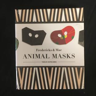 Animal Masks (front)