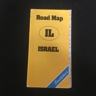 Map - Israel Road