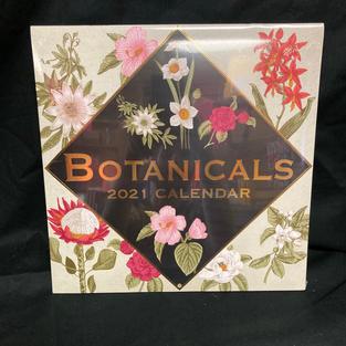 2021 Wall Calendar - Botanicals