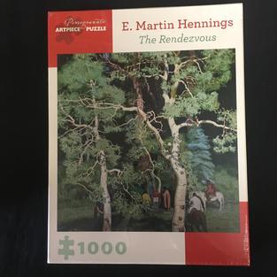 The Rendezvous - E Martin Hennings