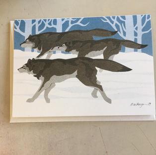 Gray Wolves - Crane Creek