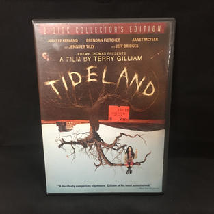 DVD - Tideland