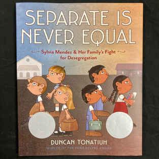 Separate is Never Equal by Duncan Tonatium