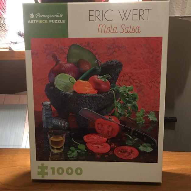 Mola Salsa - Eric Wert