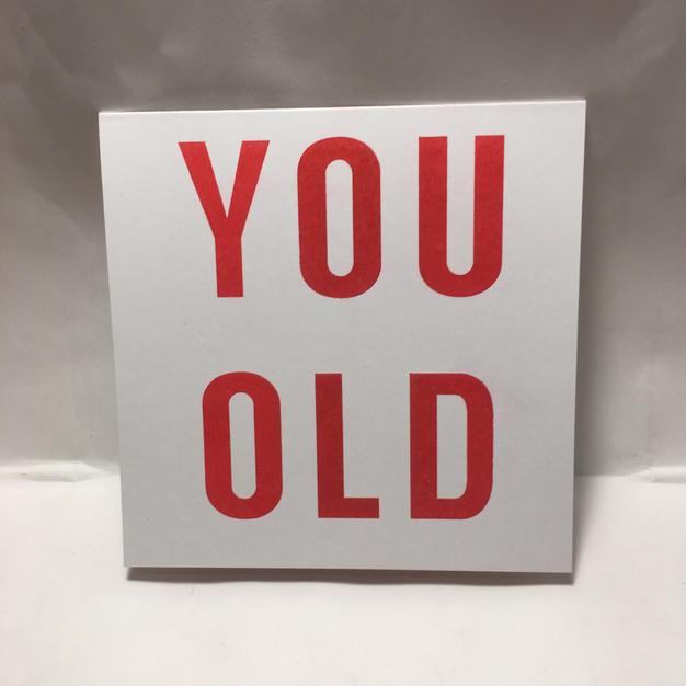 You Old Birthday - Wolfman