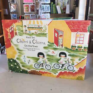 Chirri & Chirra On the Town by Kaya Doi