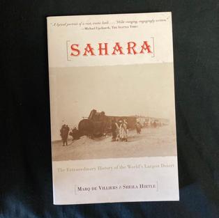 Sahara by Mara de Villiers and Sheila Hirtle