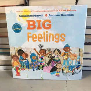 Big Feelings by Alexandra Penfold
