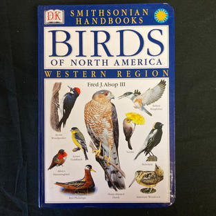 Birds of North America: Western Region by Fred J Alsop III
