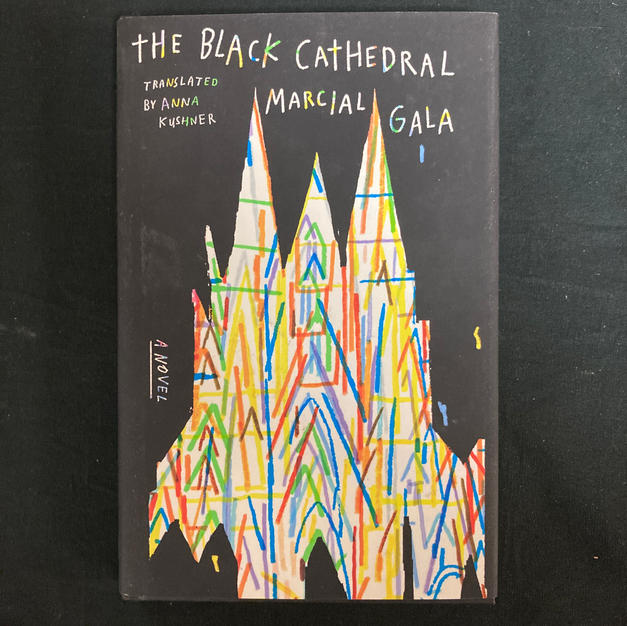 The Black Cathedral by Marcial Gala