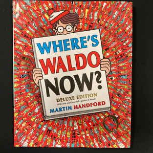 Where's Waldo Now by Martin Handford