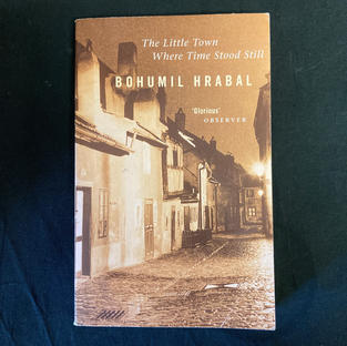 The Little Town WHere Time Stood Still by Bohumil Hrabal
