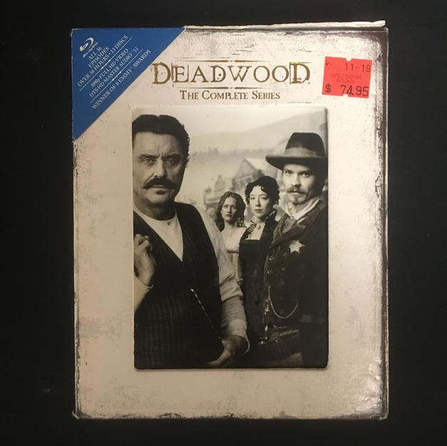 Blu-ray - Complete Deadwood