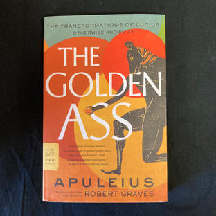 The Golden Ass by Apuleius