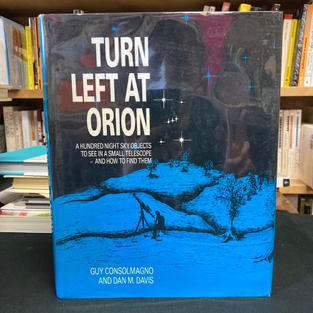 Turn Left at Orion by Guy Colsolmagno and Dan M Davis