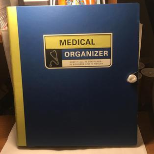 Medical Organizer