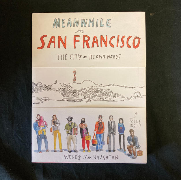 Meanwhile in San Francisco by Wendy McNaughton