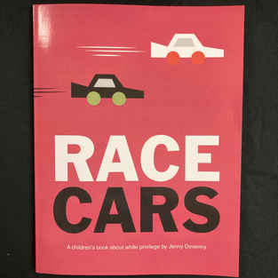 Race Cars by Jenny Devenny