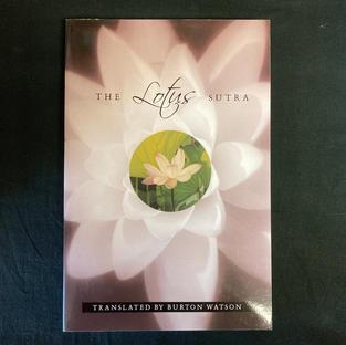 The Lotus Sutra - tr. Burton Watson