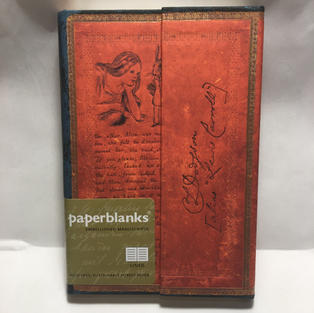 Lewis Carroll - Small Lined Paperblanks Journal