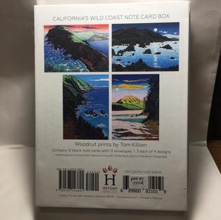 California's Wild Coast - Tom Killion (back)