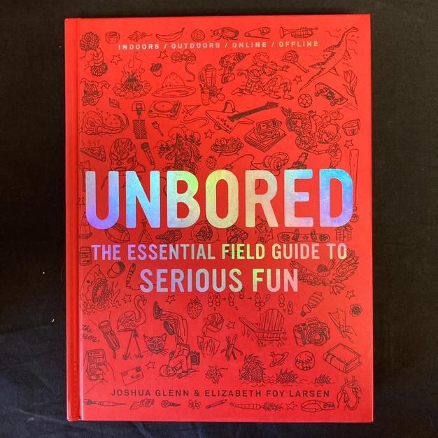 Unbored by Joshua Glenn and Elizabeth Foy Larsen