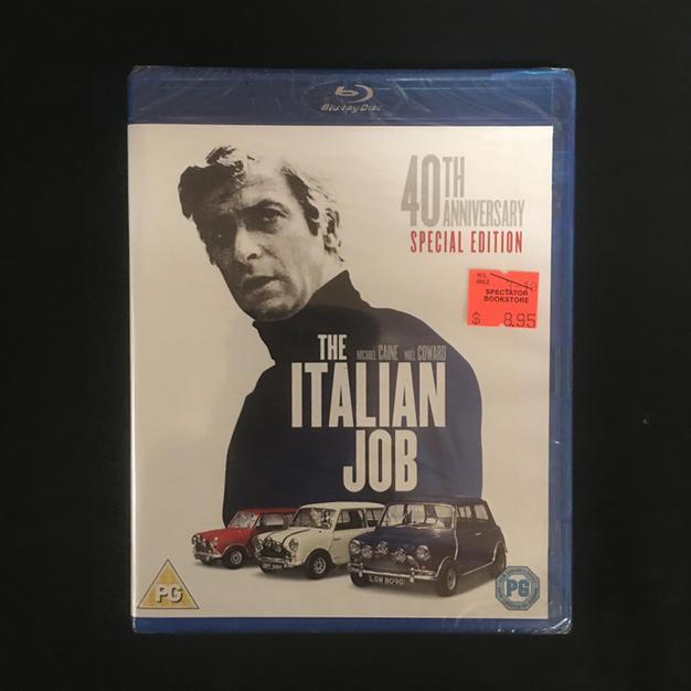 Blu-ray - The Italian Job