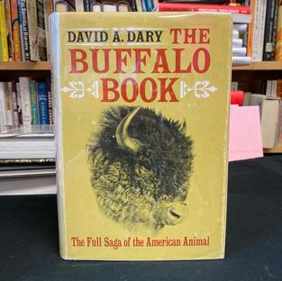 The Buffalo Book by David A Dary
