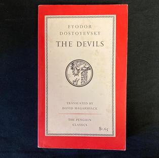 The Devils by Fyodor Dostoevsky