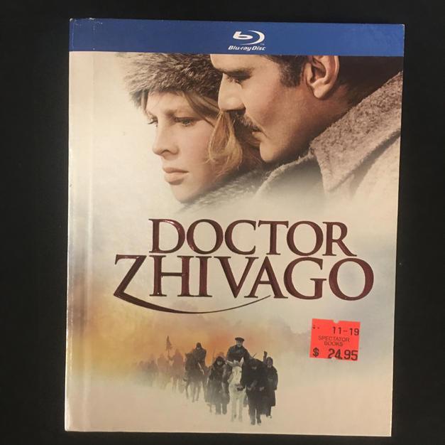 Blu-ray - Doctor Zhivago