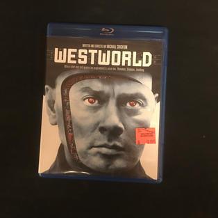 Blu-ray - Westworld
