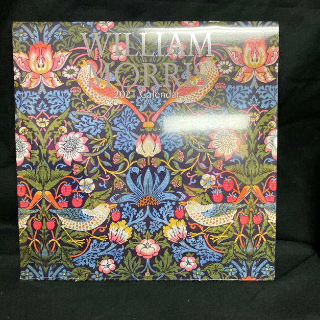 2021 Wall Calendar - William Morris