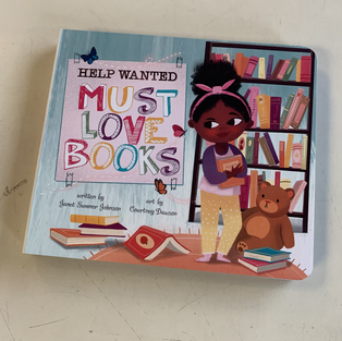 Help Wanted Must Love Books by Janet Sumner Johnson