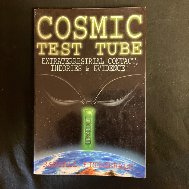 Cosmic Test Tube by Randall FItzgerald