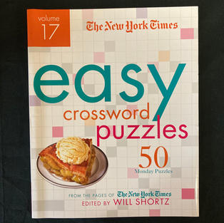 The New York Times Easy Crossword Puzzles - Ed. Will Shortz