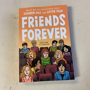Friends Forber by Shannon Hale and LeUyen Pham
