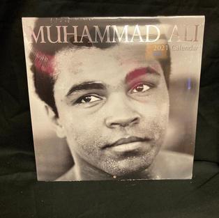 2021 Wall Calendar - Muhammad Ali