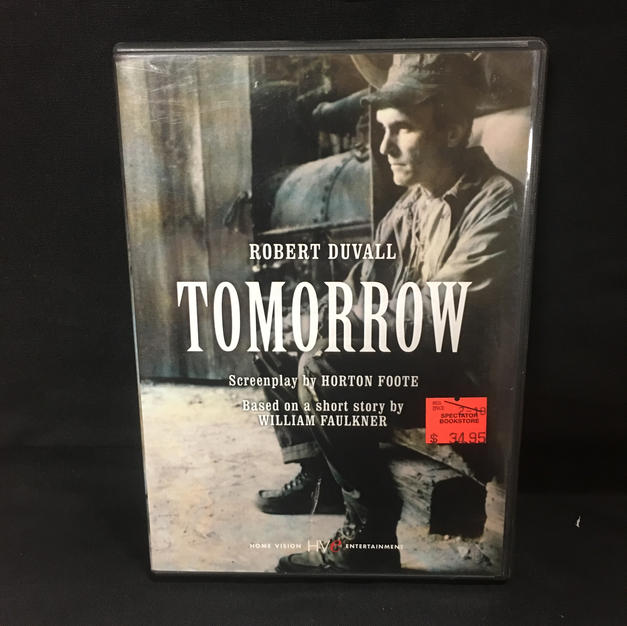 DVD - Tomorrow