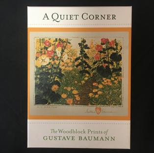 A Quiet Corner - Gustave Baumann (front)