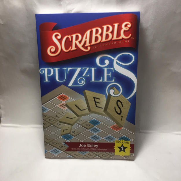 Scrabble Puzzles - Used Book