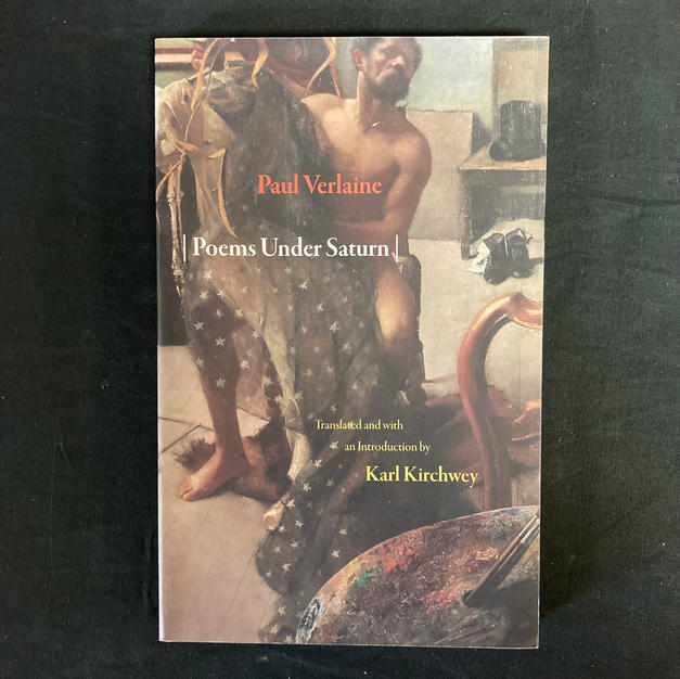 Poems Under Saturn by Paul Verlaine