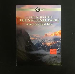 DVD - Ken Burns National Parks