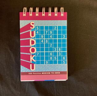 Sudoku: Medium to Hard Vol. 1