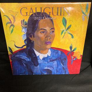 2021 Wall Calendar - Gauguin