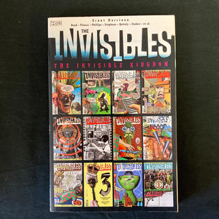 The Invisibles Volume 7: The Invisible Kingdom by Grant Morrison