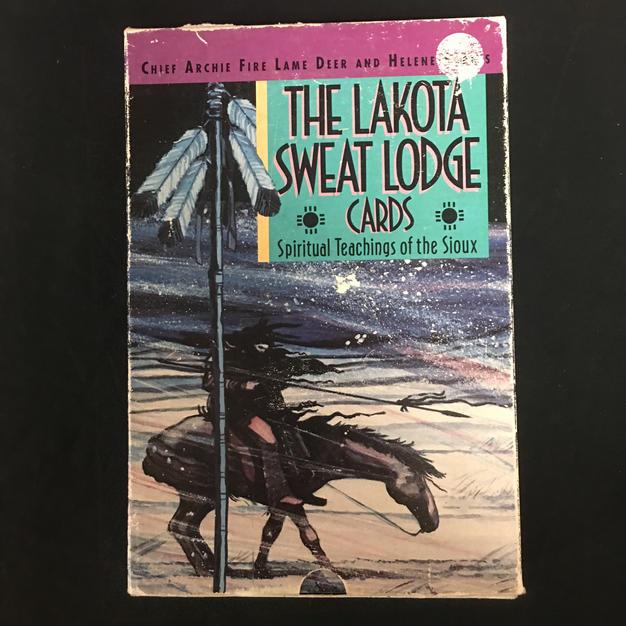 Lakota Sweat Lodge Cards