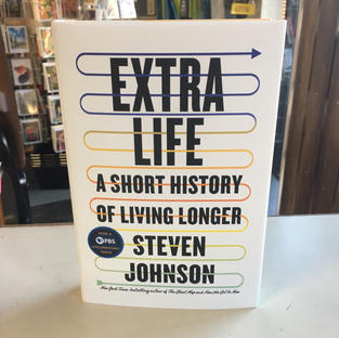 Extra Life by Steven Johnson