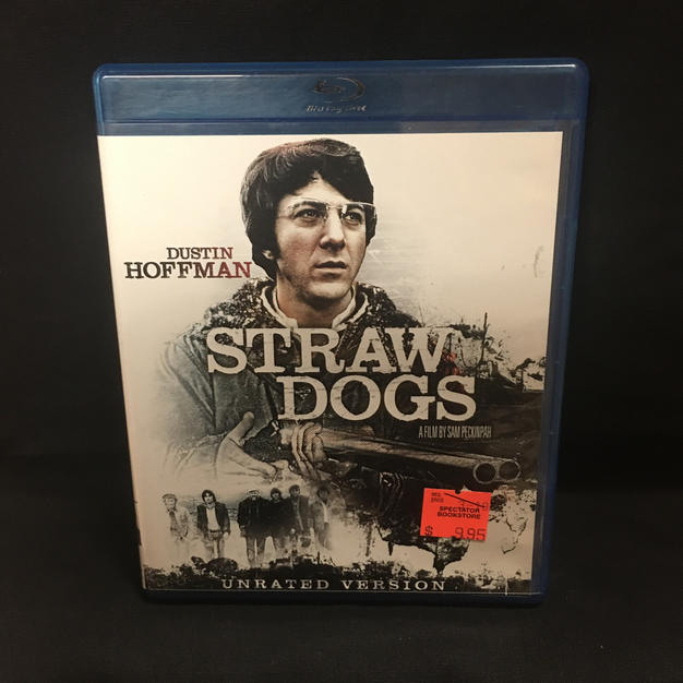 Blu-ray - Straw Dogs